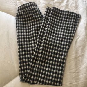 Urban Outfitters checkered trousers